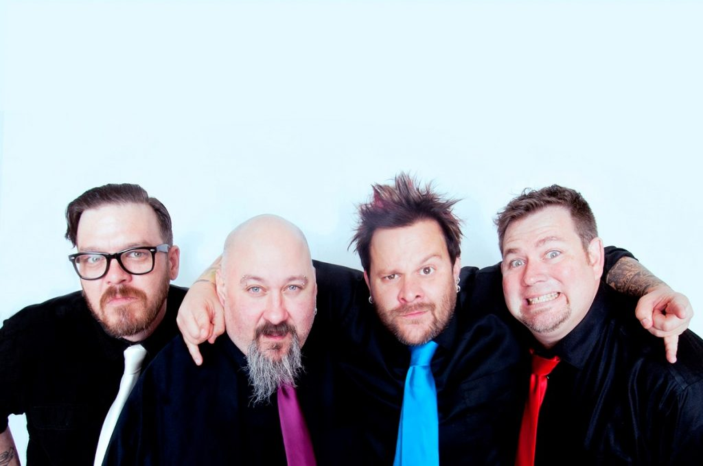 Bowling For Soup Promo Image