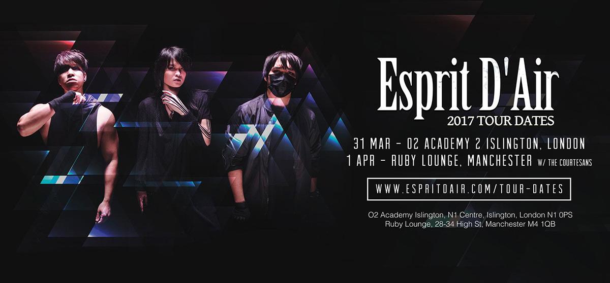Esprit D'air Live Shows