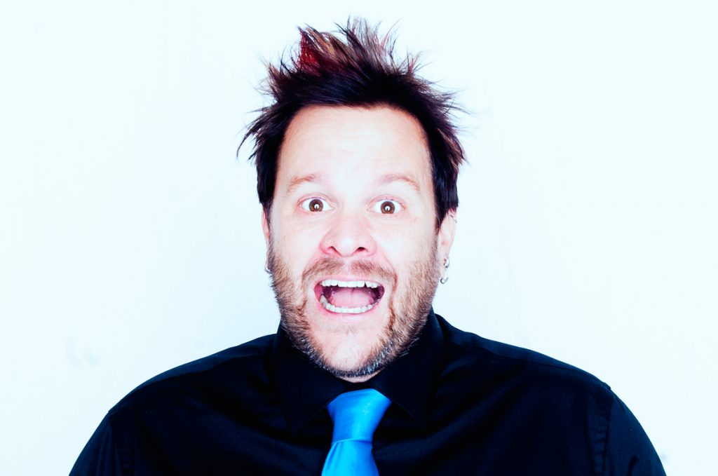 Jaret Reddick Promo Photo