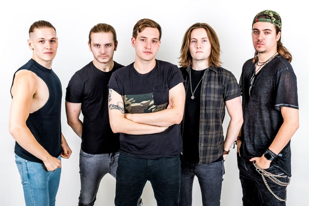Mason Hill Promo Image