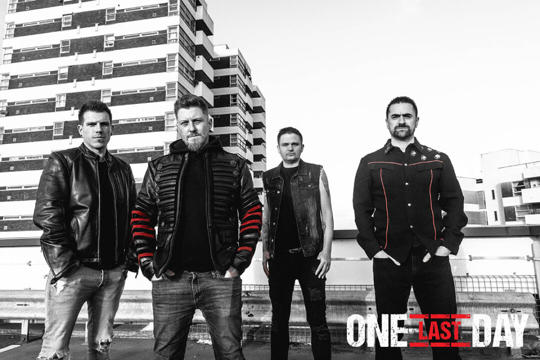 One Last Day Band Promo Photo